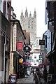 TR1557 : Butchery Lane by Oast House Archive
