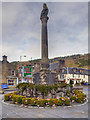 NN6207 : Callander War Memorial by David Dixon