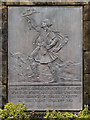 NN6207 : Callander War Memorial Dedication by David Dixon