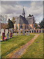 NS3692 : Luss Parish Church by David Dixon
