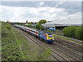 SK5538 : HST to London by Alan Murray-Rust