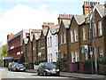 TQ2083 : Winchelsea Road, NW10 (2) by Mike Quinn