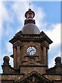 NS3880 : Argyll Motor Works Clock Tower by David Dixon