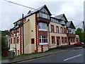ST1190 : Leigh Social Club, Senghenydd, viewed from the south by John Grayson