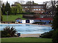 SU9950 : Guildford Lido by Colin Smith