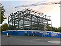 SY6990 : New Expensive Council Building Takes Shape by Nigel Mykura