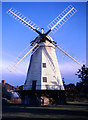 TQ5586 : Upminster Windmill by Philip Jeffrey