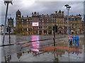 SJ8398 : Exchange Square by David Dixon