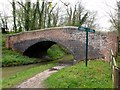 SK5182 : Bridge 32 on the Chesterfield Canal  by Graham Hogg