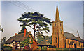 SO6344 : Stretton Grandison Church by Trevor Rickard