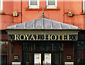 J5082 : Hotel entrance, Bangor by Rossographer