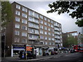 TQ2479 : Kenbrook House, Kensington High Street, London by PAUL FARMER