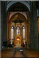 SP0687 : St Chad's RC Cathedral, interior : Week 18
