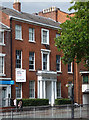 SP3378 : 5 Warwick Row, Coventry by Stephen Richards