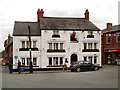 SJ7578 : The Red Cow, Knutsford by David Dixon