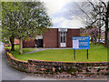 SD8402 : Crumpsall Methodist Church by David Dixon