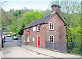 SJ6703 : Ironbridge Tollhouse by John Carver
