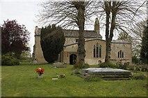 SU2499 : St George's Church Kelmscott by Bill Nicholls
