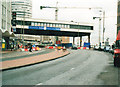 SP0786 : Bull Ring Shopping Centre Under Construction April 2001 (5) by Roy Hughes