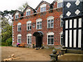 SD4616 : Rufford Old Hall, East Wing by David Dixon
