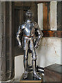 SD4615 : Suit of Armour, Rufford Old Hall by David Dixon