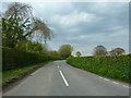 SJ5879 : Higher Lane near Thatched House Farm by Alexander P Kapp