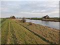TL6387 : Little Ouse River by Hugh Venables