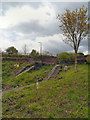 SD7506 : Remains of Nob End Locks by David Dixon