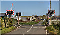 C7835 : Barmouth level crossing near Castlerock (3) : Week 19