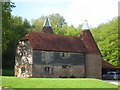 TQ6426 : Bivelham Forge Farm Oast, Witherenden Lane, Burwash Common by Oast House Archive