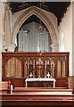 TQ2884 : Holy Trinity, Hartland Road - South chapel by John Salmon