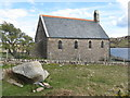 NM3123 : St Ernan's Church, Creich by M J Richardson