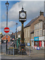 SD7628 : Jubilee Clock, Peel Street by David Dixon
