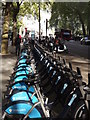 TQ3080 : &quot;Boris Bikes&quot; by Colin Smith