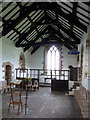 SD6535 : The Church of St Saviour, Stydd, Ribchester, Interior by Alexander P Kapp