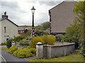 SD7824 : Ornamental Lamp Post , Hud Hey Road by David Dixon