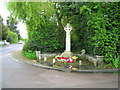 TM1521 : War Memorial, Weeley by JThomas