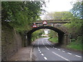 SE2307 : Pinfold Bridge by John Slater