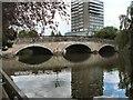 TL0549 : Bedford Town Bridge by Paul Gillett