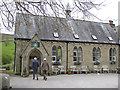 SE0263 : Former school, now a tearoom by Pauline Eccles