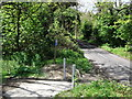 TQ3453 : North Downs Lane junction on Tupwood Lane by David Anstiss