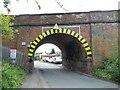 SP1586 : Railway bridge, Mackadown Lane by Christine Johnstone