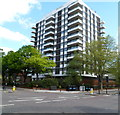 TQ2682 : Century Court, St John's Wood, London  by John Grayson