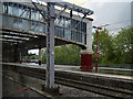 SJ8745 : Stoke-on-Trent Railway Station by David Dixon