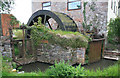 ST1013 : Old textile mill, Culmstock by Chris Allen
