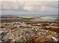 NF8673 : Summit of Crògearraidh Mòr : Week 21