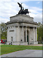 TQ2879 : The Wellington Arch by David Dixon
