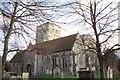 TR3358 : Sandwich: St. Clement's church by Christopher Hilton