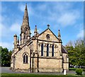 SJ9297 : St Stephen's Audenshaw by Gerald England