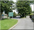 ST4365 : Entrance to Yatton Church of England Junior School and Infant School by John Grayson